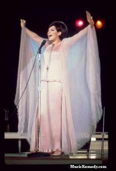 Barbra Streisand w drugiej połowie lat 1960-tych