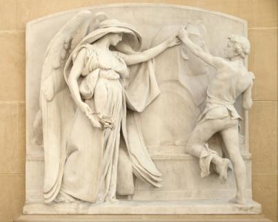 Daniel Chester French: Artysta i Śmierć