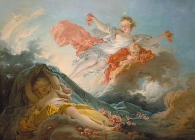 Jean Honoré Fragonard: Aurora