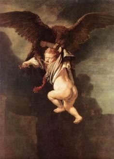 Rembrandt van Rijn: Ganimedes