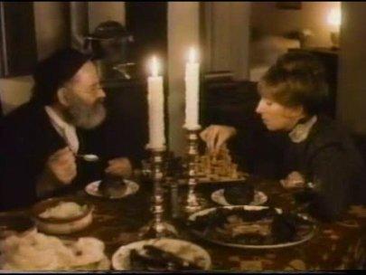 "Scena z filmu ""Yentl"" (1983)"