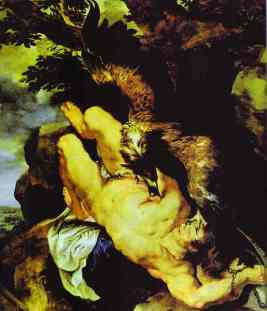 Piotr Paweł Rubens: Prometeusz