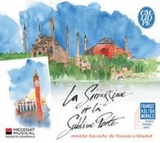 La Serenissima i Wielka Porta (okładka płyty)