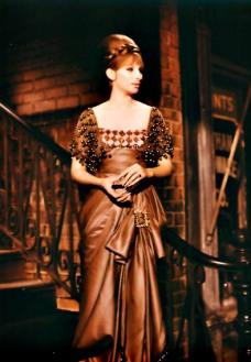 """Zdjęcie z musicalu """"Funny girl"""" (1968)"""