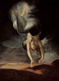 Johann Heinrich Füssli: Królowa elfów Tytania odnajdująca na plaży zaczarowany pierścień