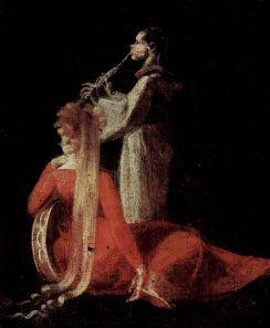 Johann Heinrich Füssli: Królowa elfów Tytania
