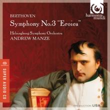 """Ludwig van Beethoven: """"Eroica"""" (okładka płyty)"""