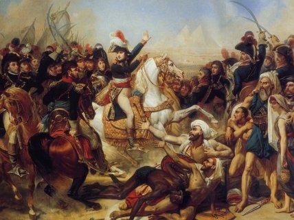 Jean Antoine Gros: Bitwa pod piramidami