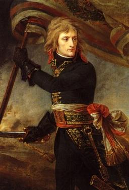 Jean Antoine Gros: Bonaparte na moście w Arcoli