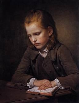 Jean Baptiste Greuze: Mały student