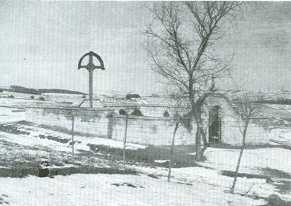 cmentarz nr 93 w 1918 roku
