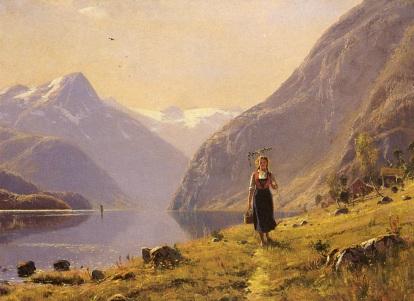 Hans Dahl: Nad fiordem