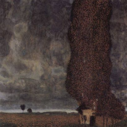 Gustaw Klimt: Nadciągająca burza