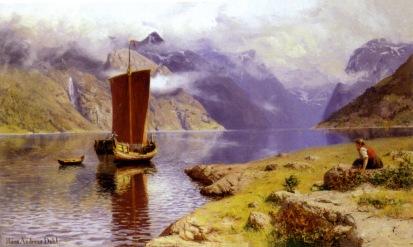 Hans Dahl: Oczekując na powrót