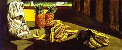 Giorgio de Chirico: Le Rêve transformé