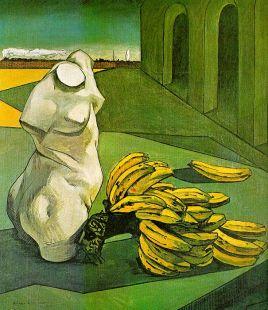 Giorgio de Chirico: Niepewność poety
