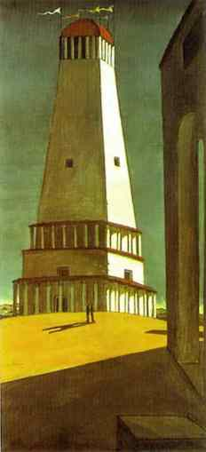 Giorgio de Chirico: Nostalgia za nieskończonością