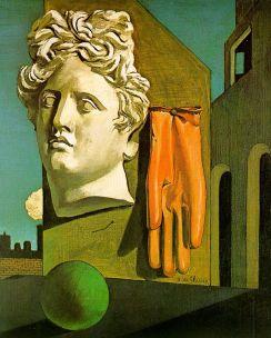Giorgio de Chirico: Pieśń poety