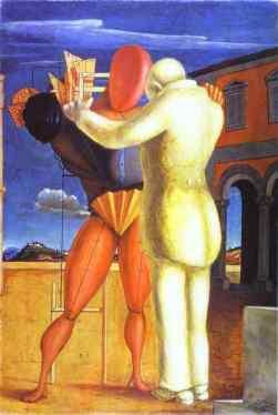 Giorgio de Chirico: Marnotrawny syn