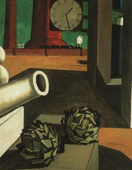 Giorgio de Chirico: Wyprawa filozofa