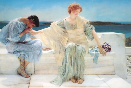 Sir Lawrence Alma-Tadema: Nie proś o więcej