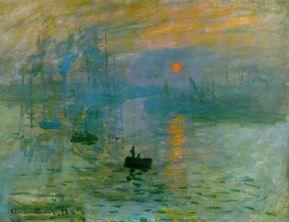 Claude Monet: Impresja, wschód słońca