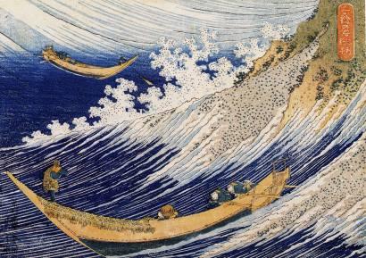 Hokusai: Morskie fale