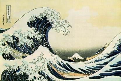 Hokusai: Tsunami