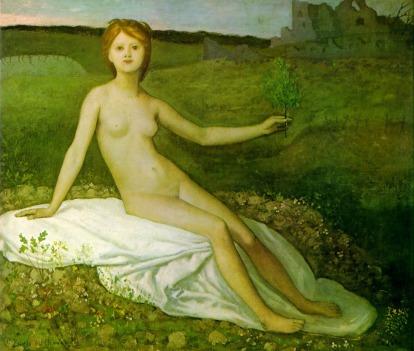 Pierre Puvis de Chavannes: Nadzieja