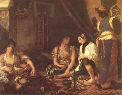 """""""Kobiety algierskie"""""""