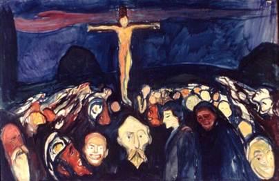 Edward Munch: Golgota