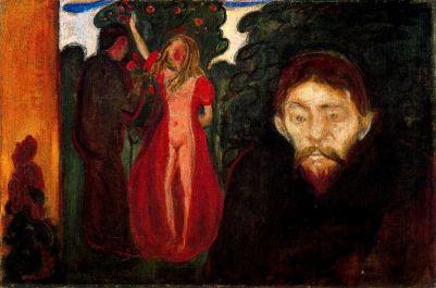 Edward Munch: Grzech