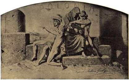 Polonia 1863: Karta tytułowa
