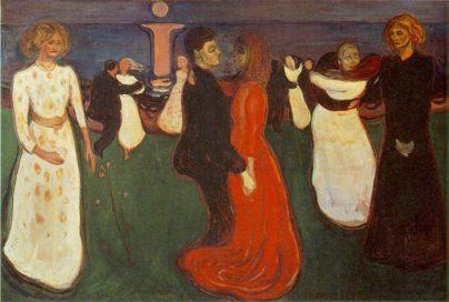 Edward Munch: Taniec życia