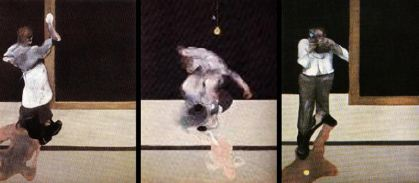 Francis Bacon: Tryptyk