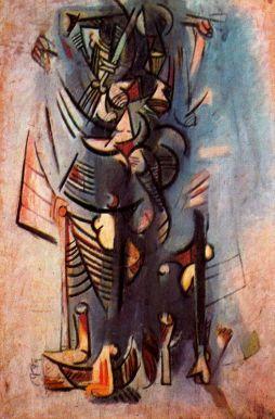 Wilfredo Lam: Kompozycja