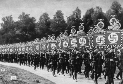 Niemcy, rok 1933