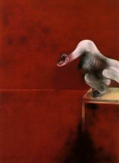 Francis Bacon: Tryptyk 1944 (3)