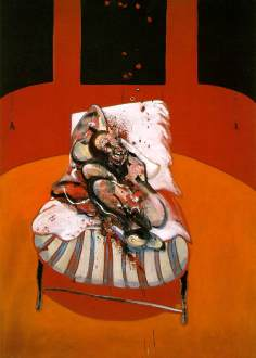 Francis Bacon: Ukrzyżowanie (2)