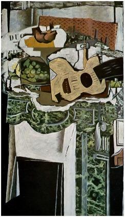 Georges Braque: Martwa natura