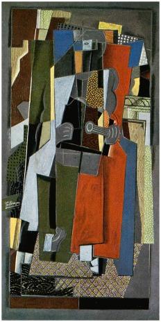 Georges Braque: Muzyk
