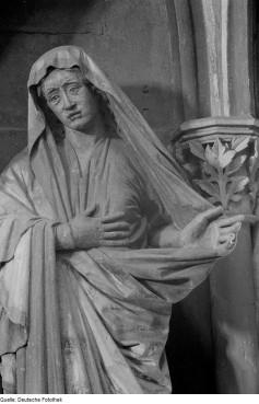 Maryja, katedra w Naumburgu