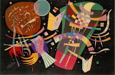 Wassily Kandinsky: Kompozycja 10
