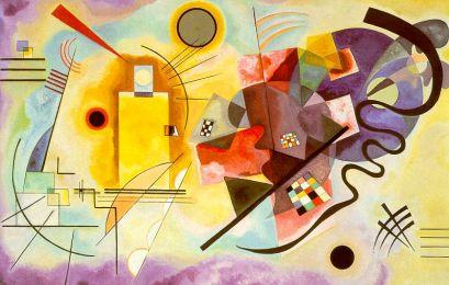Wassily Kandinsky: Kompozycja 18