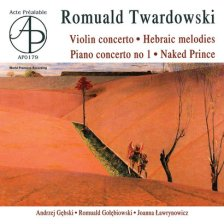 Romuald Twardowski (okładka płyty)