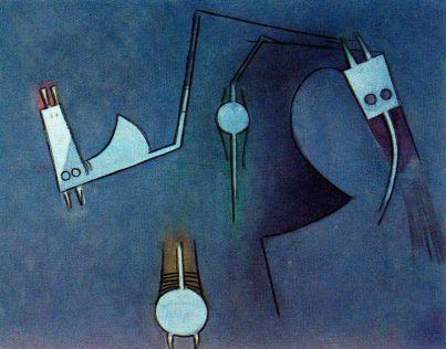 Wilfredo Lam: Równowaga