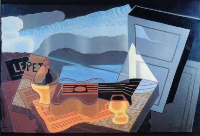 Juan Gris: Kąpielisko