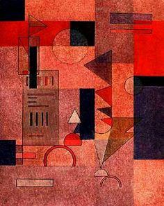 Wassily Kandinsky: Warstwy