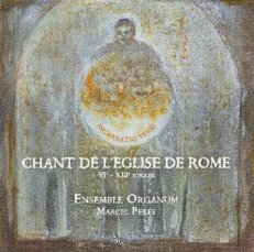 """""""Chant de l'Eglise de Rome"""""""