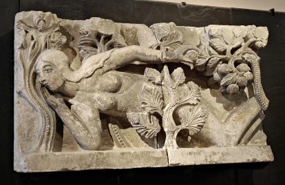 Gislebertus: Ewa, katedra w Autun